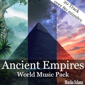 Music Pack from Music all over the World