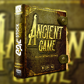 Contains over 1500 valuable designed and source MMO game ready audio assets. The Legendary RPG Adventure Game Sound Library by Epic Stock Media! Includes Magic, Warfare, Gore, Treasures, Mechanisms, Monsters, Loop-able ambiences and more!
