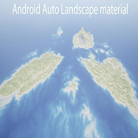 Made for Android, fast and easy system that is fully automatic, has the ability to paint textures, and add an overlay texture that can easily be mapped to fit your landscape!