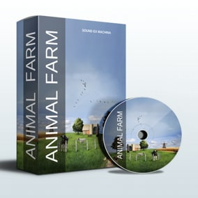 A sound effects library dedicated to farm animals, rural ambiances and agricultural activities