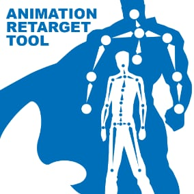 An Animation Retargeting Toolkit, you can retarget animation into different skeleton easily, e.g Mixamo to unreal skeleton,
