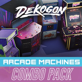 A collection of arcade assets that can be used for games!