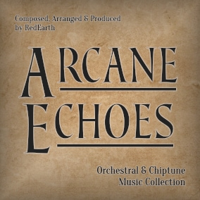 A collection of RPG-inspired music that includes both orchestral and chiptune-style arrangements for each song.