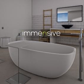 The package contains 6 set of bathrooms and other bath furniture in high quality for Architectural Visualization and VR.