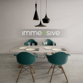 The package contains 6 sets of dining tables with its chairs in high quality for Architectural Visualization.
