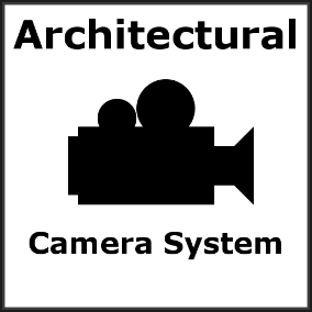 A camera system with events and interactions that can be set up easily.