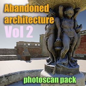 13 high quality photoscan assets with 8k PBR textures, custom LODs and custom collisions