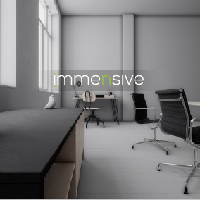 The package contains 6 sets of office furniture in high quality for Architectural Visualization and VR