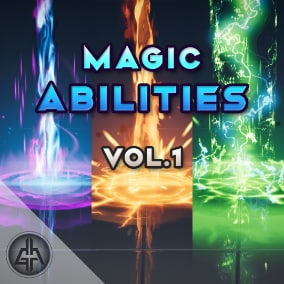 45 Area Of Effect Magic Abilities, Skills, Buffs, Attacks and much more for your game!