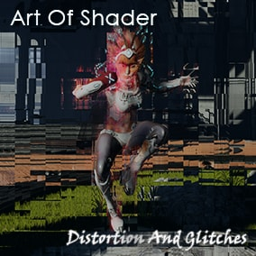 Distortion And Glitches is a series of customizable Shaders and Niagara FX that  can be combined, blended , grouped and localized to give different types of distorted and glitched effect to your actors and scenes.