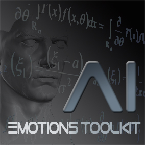Simulate a wide variety of emotions seen in biological systems such as humans and other mammals.