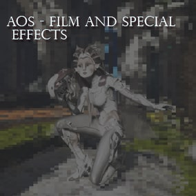 Film and Special Effects is a series of customizable Post Process Materials that can be combined, blended , grouped and localized to give advanced and useful post process effects to your scene.