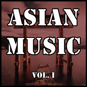 The Asian Music Vol. I pack focuses on diverse East-Asian influenced music, inspired by several Japanese and Chinese period soundtracks.
