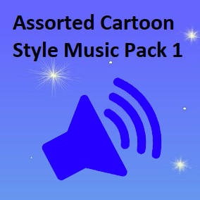 A carefully crafted music pack for Cartoon Style Games.
