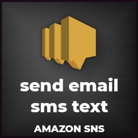 Use Amazon SNS (Simple Notification Service) inside Unreal Engine 4!