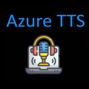 Azure Speech Service TTS(Text-to-Speech) plugin