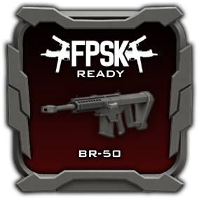 FPSK Ready BR-50 model and animations.