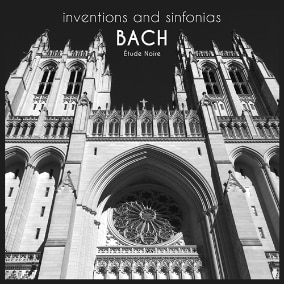 This pack features solo piano versions of music composed by Johann Sebastian Bach.