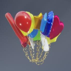 Physics based balloon systems