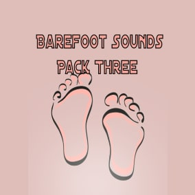 This pack consists of 200 mono and 200 stereo sounds of bare feet.