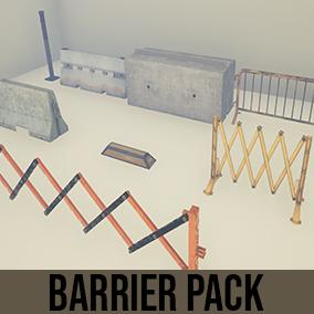 Barrier Pack