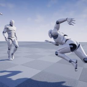 Default base move animation