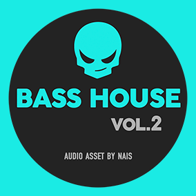 Bass House Vol.2 Royalty Free Music by Nais