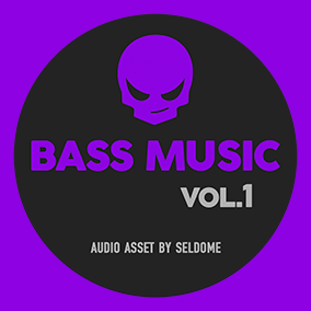 Bass Music Vol.1 - Royalty Free Music by Seldome