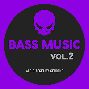 Bass Music Vol.2 - Royalty Free Music by Seldome