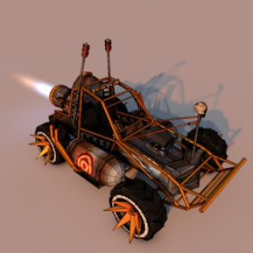 Battle Buggy Car