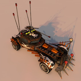 Battle Car 1