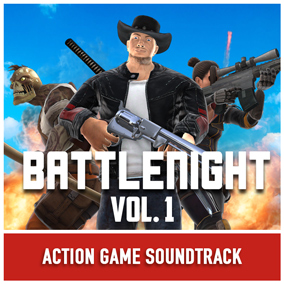 An ambient music pack for your action game.