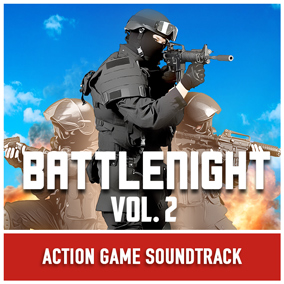 An exhilarating music pack for your action game.