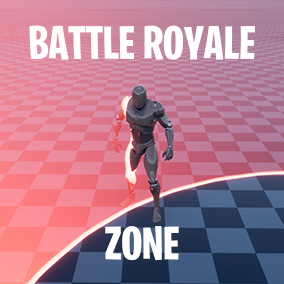 "This asset adds ""Zone"" that is used in Battle Royale games(like FNBR, PUBG, etc)"