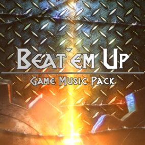Music for energetic, fast-paced and challenging action games!