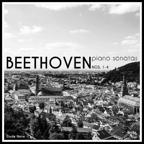 This pack features solo piano versions of music composed by Ludwig van Beethoven.
