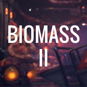 Biomass II is perfect for sci-fi or horror projects.