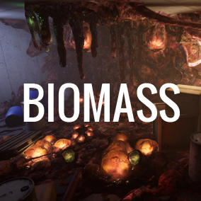 Biomass is perfect for sci-fi or horror projects.