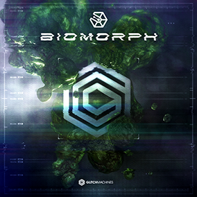 Biomorph from Glitchmachines, featuring cutting-edge sound effects with an alien sci-fi aesthetic. You will find a broad spectrum of otherworldly sound effects including hyper-stylized digital soundscapes, mutated organisms, and much more!
