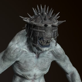 Blind_Monster-is a melee character for your project.
