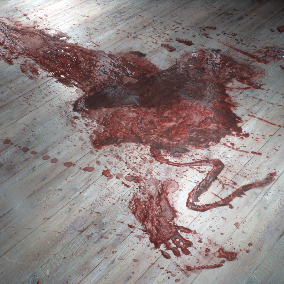Blood Trails Texture Collection