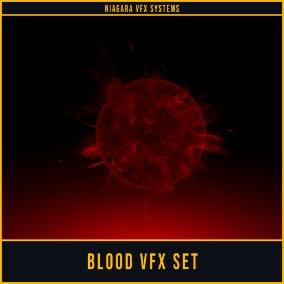 Blood Vfx Set