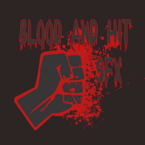 Blood and Hit SFX contains 302 sounds