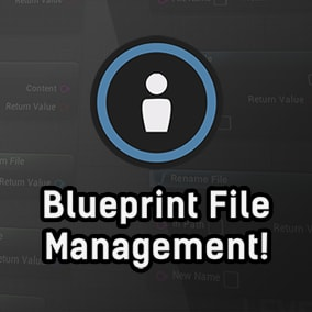 An advanced file manager for Blueprints.