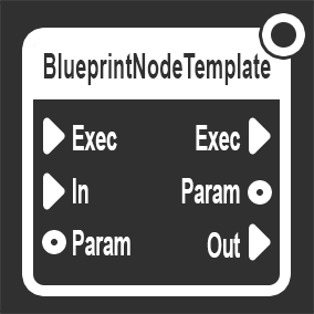 BlueprintNodeTemplate is a template K2_Node for creating your own nodes, including asynchronous, inside the UE4 editor, without c++.