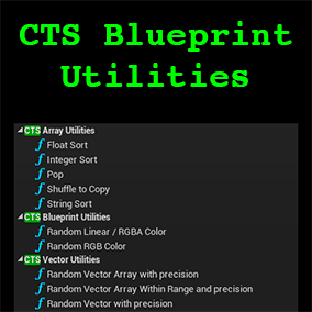 Add extra functionality to your project with these helpful blueprint nodes.