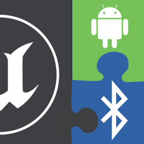 Allows developers/designers to access Android's Bluetooth SDK from Blueprint/C++.
