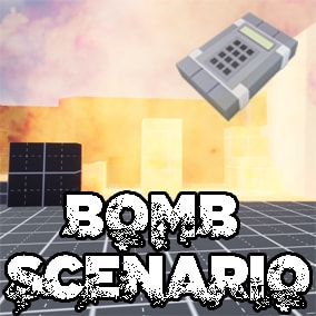 Round-based Bomb Scenario GameMode with Matchmaking Lobby