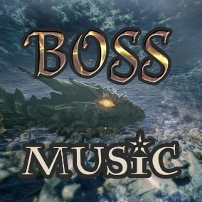 10 tracks with Dark Fantasy Boss RPG theme music