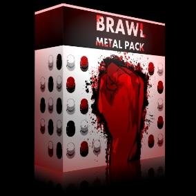 10 metal fight tracks that loops!